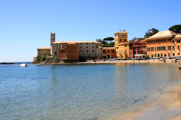 Sestri Levante - a gem of a town in Liguria