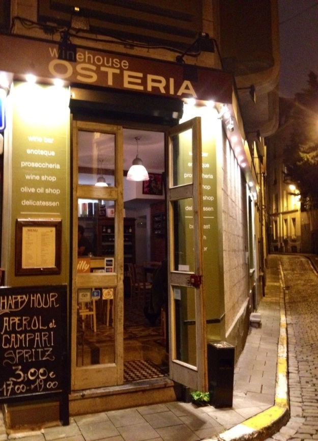 Winehouse Osteria - a taste of Italy in the heart of Brussels