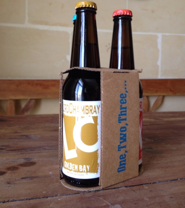 Lord Chambray craft beer