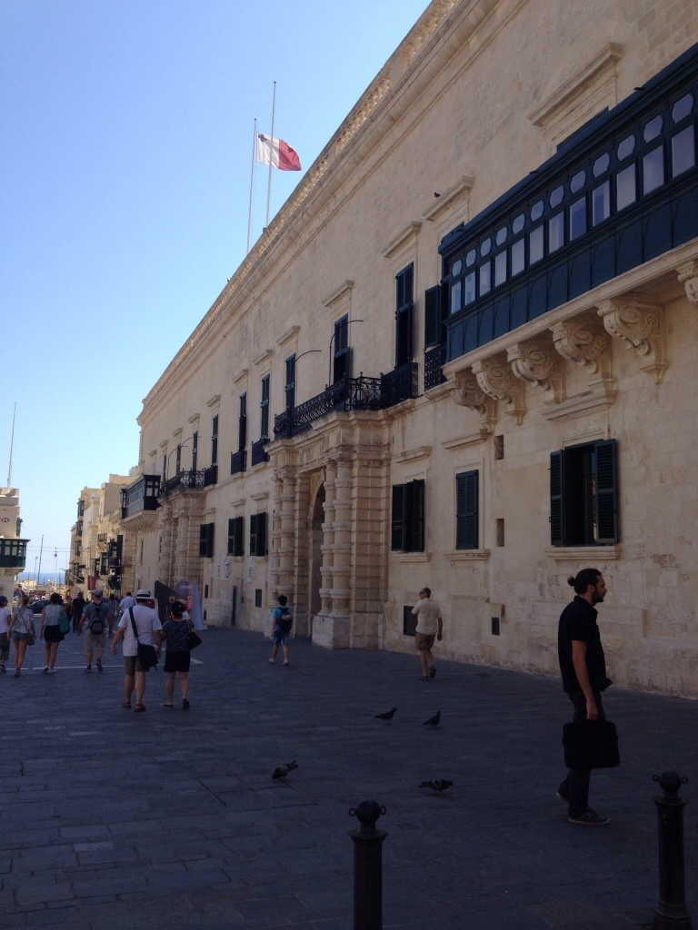 Malta's Presidential Palace